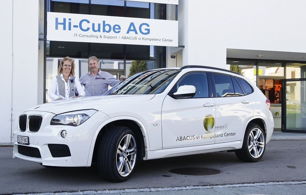 Hi-Cube AG